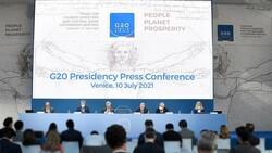 G20 Maliye Bakanları'ndan küresel kurumsal vergiye destek
