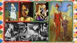 Sanatta bir dâhinin kitabı: Picasso'nun Gözleri