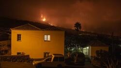 La Palma Adası'ndaki lavlar son 24 saatte 90 eve daha zarar verdi
