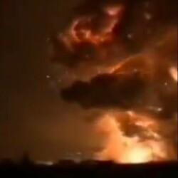 Çin'deki havai fişek fabrikasında patlama meydana geldi