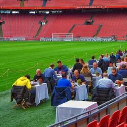 Ajax'ın stadını restorana çevirdiler