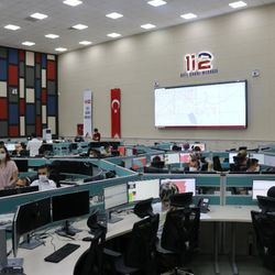 Diyarbakır'da tüm acil çağrılar '112' hattından yapılacak