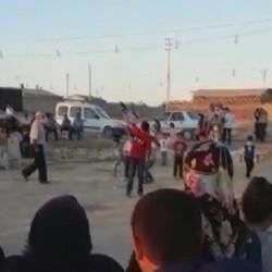Konya'da düğün magandaları küçük çocuklara silah sıktırdı