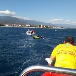 Balıkesir'de cankurtaranlar 4 kişiyi kurtardı