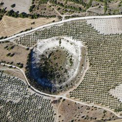 Elazığ'daki 'Kup' çukurunun nasıl oluştuğu bilinmiyor