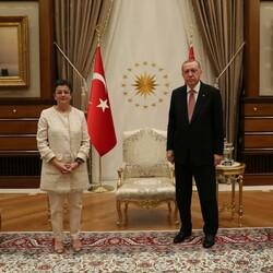 Türkiye sadece ortak değil