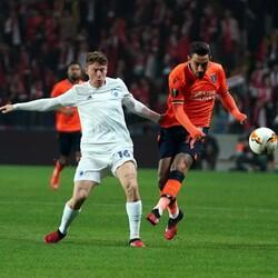 Kopenhag-Başakşehir maçının ilk 11'leri