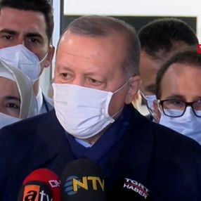 Cumhurbaşkanı Erdoğan: 25-30 milyon doz daha aşı gelecek