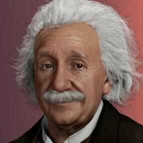 Albert Einstein yapay zeka ile yeniden canlandı