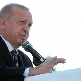 Cumhurbaşkanı Erdoğan: Salarha Tüneli ülkemize hayırlı olsun