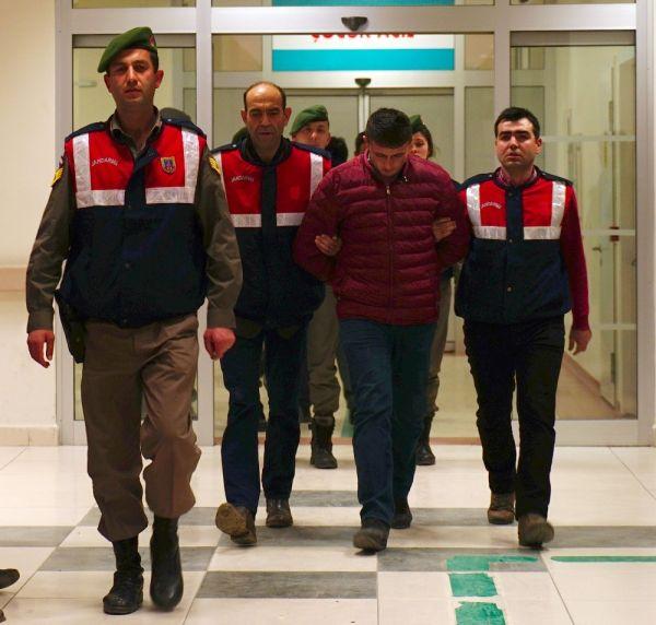 Kastamonu'da 5 kişilik aileyi yakan zanlılar mahkemede