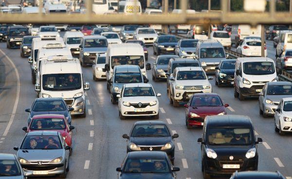 2018'de 3 bin 16 kişi kazalarda hayatını kaybetti