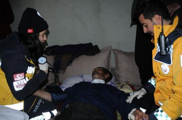 Yüksekova'da 5 saatlik hasta kurtarma operasyonu