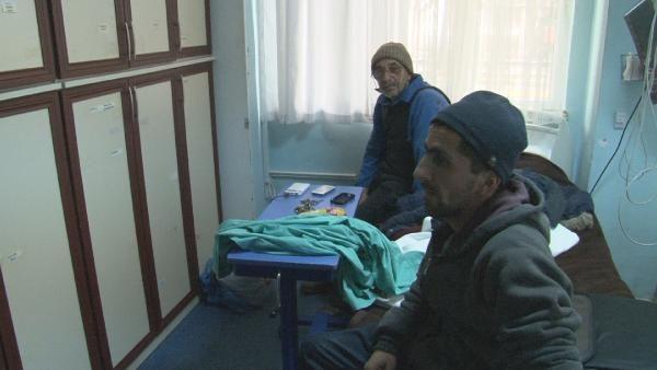 Şile'de kurtulan denizcilerden Hayderov: Umutsuz değildik