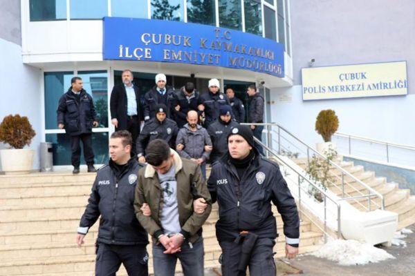 Ankara'da uyuşturucu operasyonu: 20 gözaltı