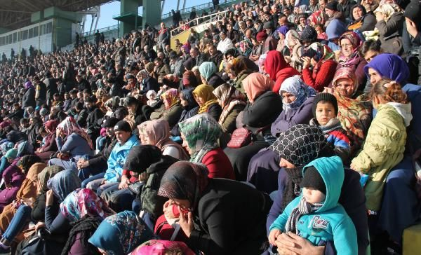 Şanlıurfa'da bin kişilik işe 44 bin başvuru