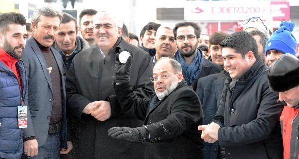 Recep Akdağ kızak kaydı