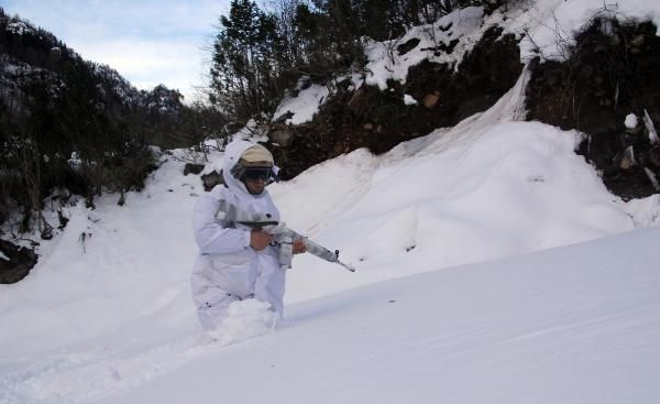 PKK kalıntılarına karşı Karadeniz'in 4 ilinde operasyon