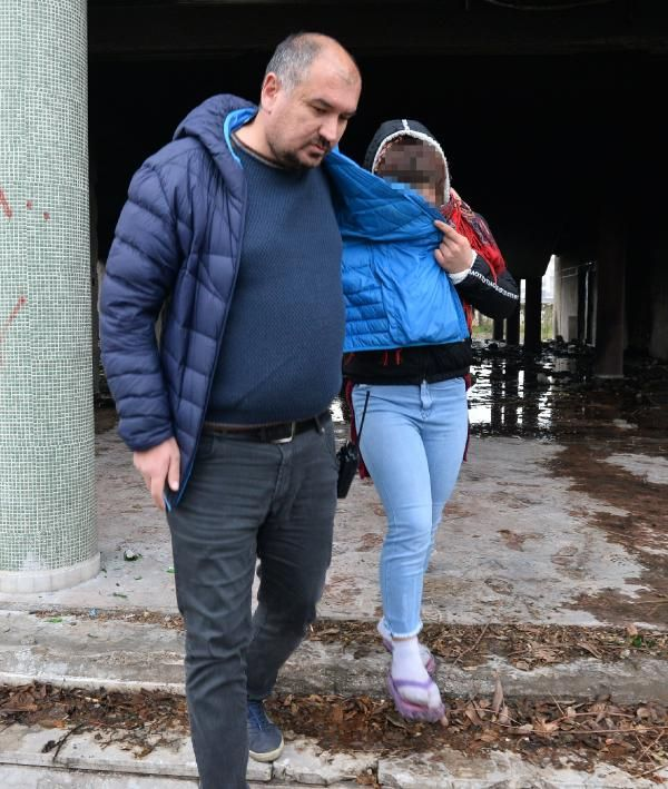 14 yaşındaki kız çocuğuyla çıplak yakalandı, tutuklandı