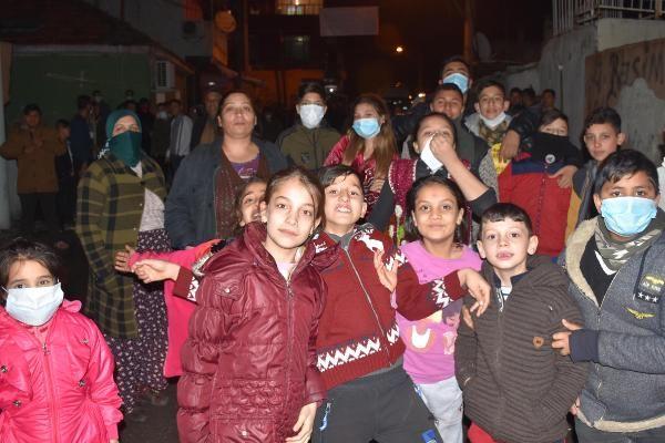 İzmir'de havaya sızan kokulandırma maddesi korkuttu