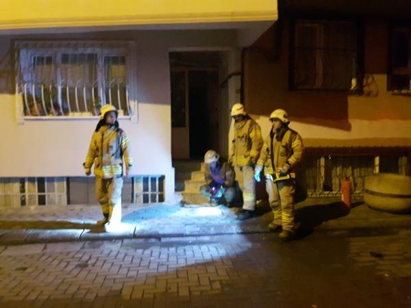 Zeytinburnu'da doğalgaz alarmı