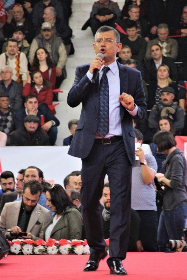 Özgür Özel: Kılıçdaroğlu'nun partisinden terörist çıkmaz