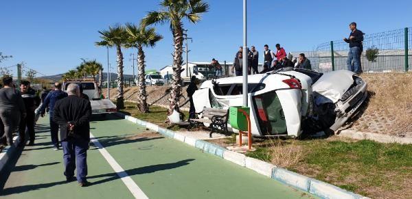 Osmaniye'de iki otomobil çarpıştı: 7 yaralı
