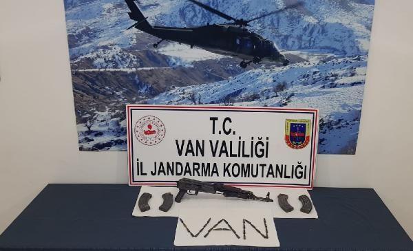 Van'da PKK'nın kış üslenmesine darbe