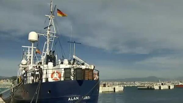 Kurtarma gemisine Aylan Bebek'in adı verildi