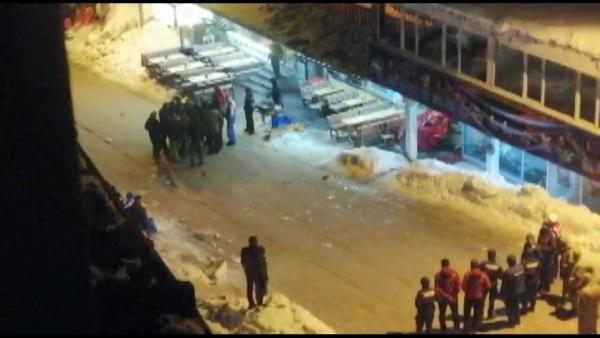 Uludağ'da iki grup arasında silahlı kavga: 1 ölü 3 yaralı