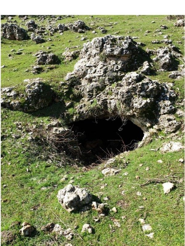 PKK'lı teröristlerin kullandığı 35 mağara tespit edildi
