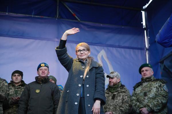 Timoşenko: Seçilirsem Kırım'ı Rusya'dan geri alacağız