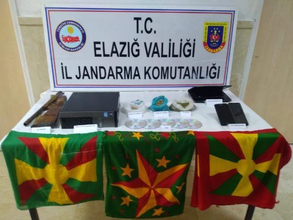 Elazığ ve Diyarbakır'da PKK/KCK operasyonu: 6 gözaltı