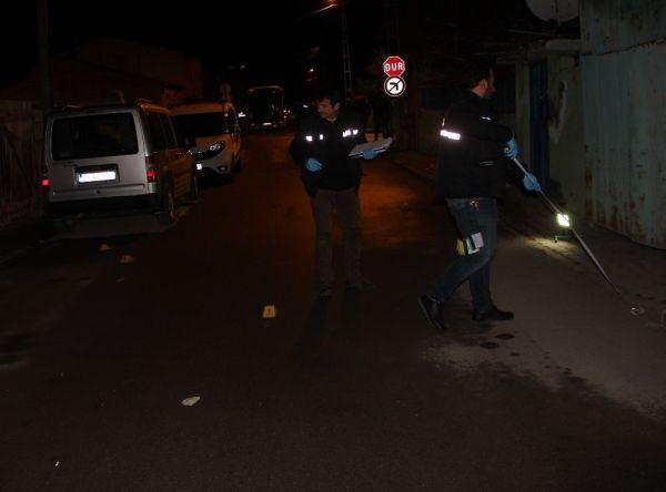 Alkollü adam, tartıştığı şahsın evine pompalı ile saldırdı