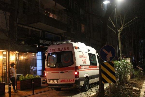 Beşiktaş'ta emekli astsubay evinde ölü bulundu