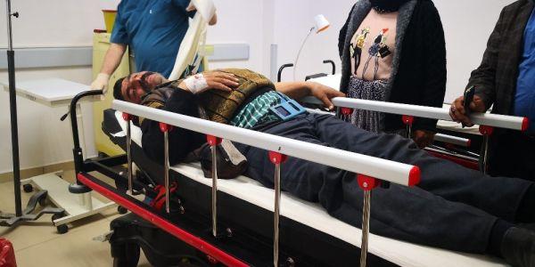 Akraba kavgası kanlı bitti: 1'i ağır 3 yaralı