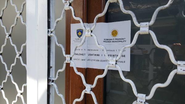 Kosova'da kumarhane ve şans oyunları işletmeleri kapatılı
