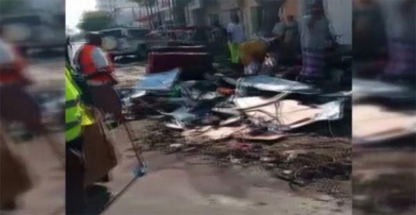 Somali'de patlama: 18 ölü, 16 yaralı