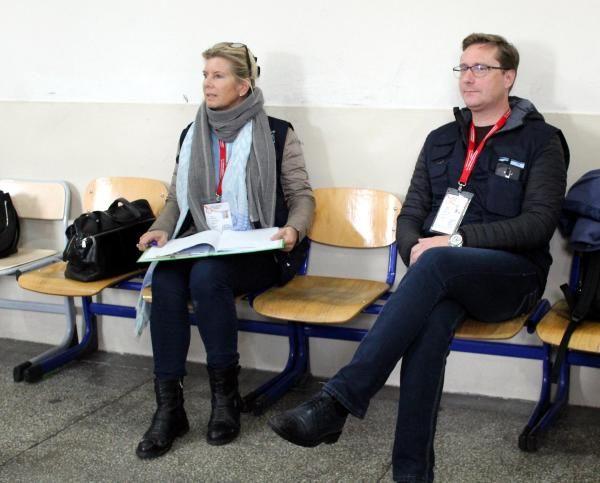 Avrupalı gözlemciler seçimleri takip etti