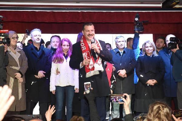 Balıkesir'de Büyükşehir'i AK Parti kazandı