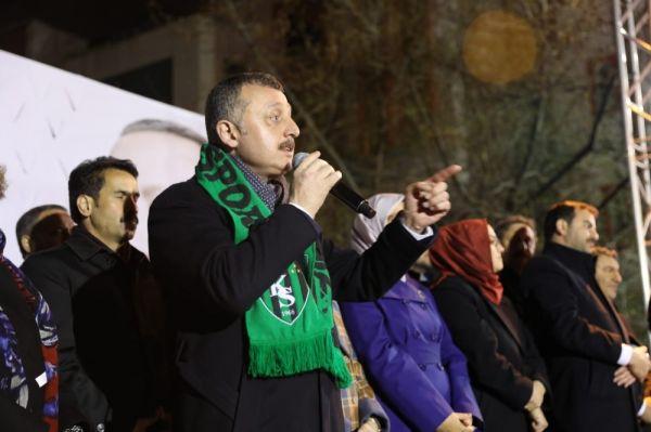 Kocaeli'de AK Parti kazandı