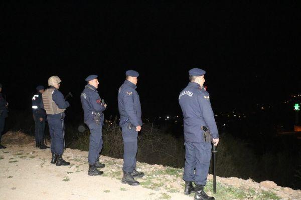 Karabük'te iki muhtar adayı arasında kavga çıktı