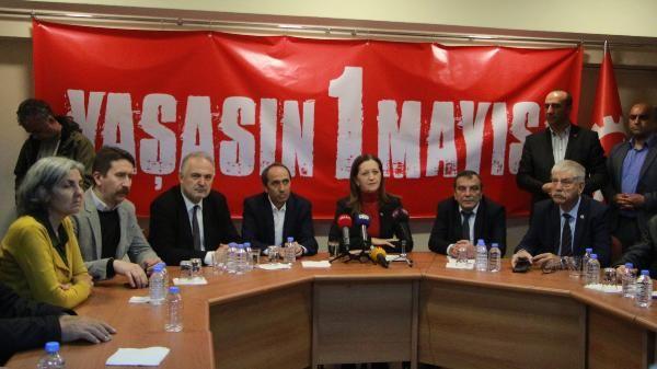 DİSK 1 Mayıs'ı Taksim'de kutlamak istiyor