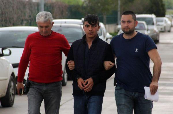 Polise atmak için bomba yapan zanlı tutuklandı