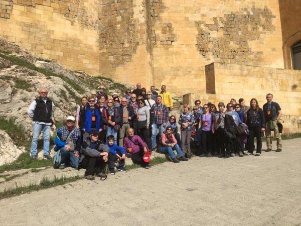 Çek Cumhuriyeti'nden gelen turistler Bayburt'u gezdi