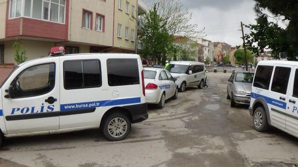 Bursa'da ehliyetsiz sürücü polisten kaçamadı