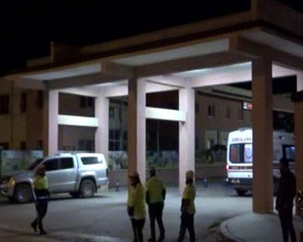 Azez'de yaralanan 5 polis ile 2 ÖSO askeri Kilis'te