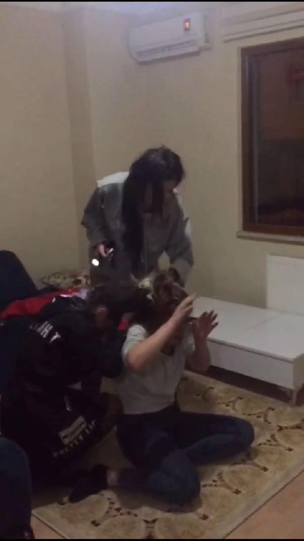 Trabzon'da kavga eden kızlar yeniden yargılanacak