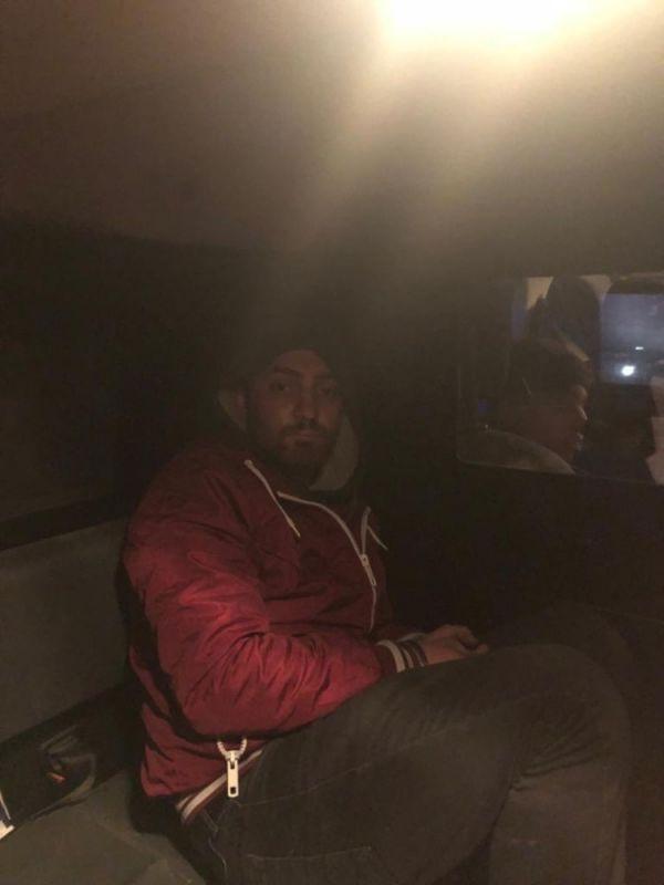 Kaçan hırsızları mahalle sakinleri yakaladı