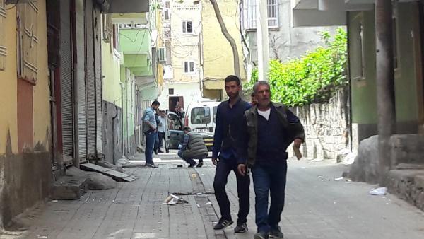 Diyarbakır'daki kavgada ateşlenen tüfekle 3 çocuk yaralandı